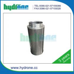 Hydroponic activated carbon air filter