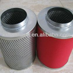 hydroponic active carbon air filter for greenhouse