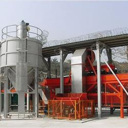 HZS30 Concrete batching plant