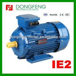 IE2 high efficiency ac electric motor