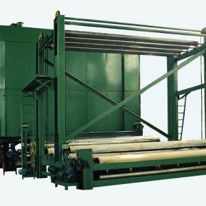 Impregnating and Drying Machine