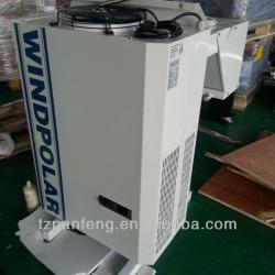 Independent monobloc r404a condensing unit for cold room storage