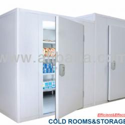 INDUSTRIAL COLD ROOMS,WALK-IN (-18/ -22 C.DEGREE)
