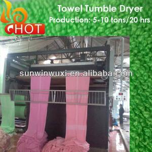 Industrial Tumble Dryer for Terry Towel