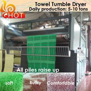 Industrial Tumble Dryersfor Terry Towel