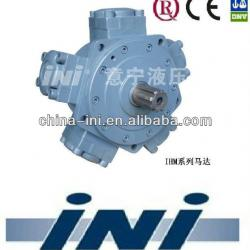INI low speed high torque hydraulic radial piston motor