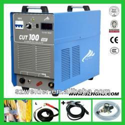 Inverter Air Plasma Cutting Machine CUT-100,100amp