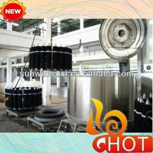Inverter Control Centrifugal Hydro Extractor for Packages