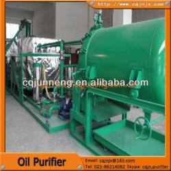 JunNeng ZSC used motor oil recycling machines