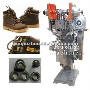 JZ-989M2 Twin Hollow Rivet Machine (for double-hole hook)