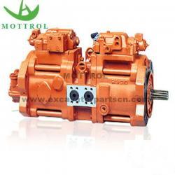 KAWASAKI K3V SERISE PUMP K3V63/112/140/180DT hydraulic main pump/ piston pump KOBELCO SK250-6 / 7 /8 SK07-II/N2/200/-II/-III HD
