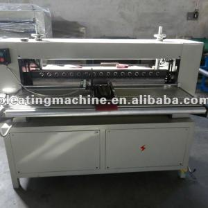 Knife type pleating machine, Air filter machine, filter pleating machine