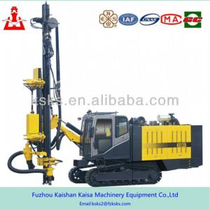 KT11S Integrated Down the Hole Rock&Mine Drilling Rig(Depth 18m)