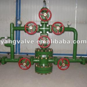 KZ65-25 high pressure water injection wellhead