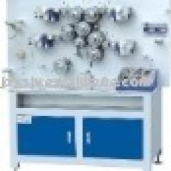 label printing machine / (JS-1031B).garment,textile label press