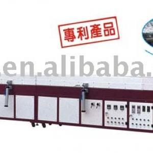 lace silicone coating machine