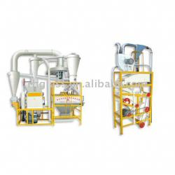 large capacity and multifunction flour machine-RH001