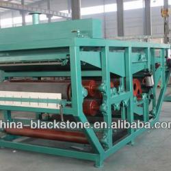 Large capacity automatic belt filter press