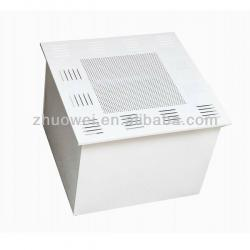 Less Investment Simple Structure HEPA Filter Box