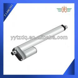 linear actuator for electric window opener
