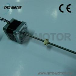 Linear HB stepper Motor