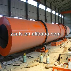 low energy consumption biomass rotary dryer