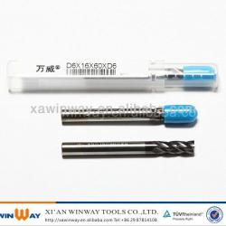 Low price and high-accuracy solid carbide cutting tool