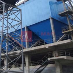Low Restistance Electronic Dust Collector System