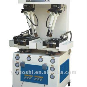 LS-872A shoe making machine / sole attaching machine