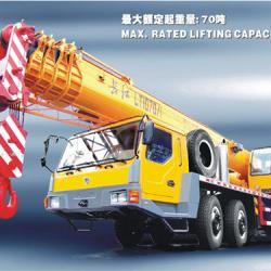 LT1070-1 70 ton changjiang terex truck crane @DEALER PRICE!