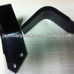 Ltype rotary tiller blade