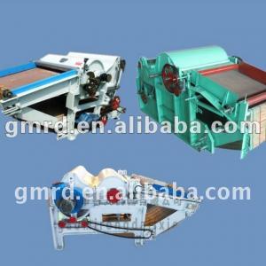 lycra hard waste opening machine gm800