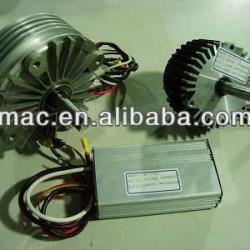 MAC micro motor, motor home