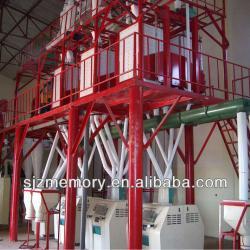 maize flour grind machinery
