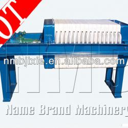 Manual filter press hydraulic