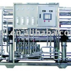 Manufacture of 3t/h 2 class ro system