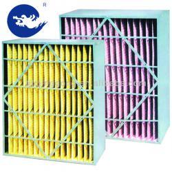 Medium Efficiency Box type Pleated Air Filter
