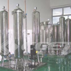 Membrane filtration machine