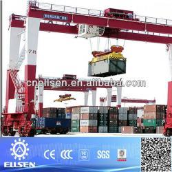 MG type heavy-duty port gantry cranes