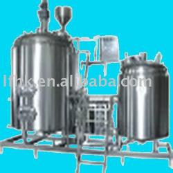 Micro beer saccharification machine