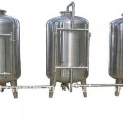 mineral drinking water quartz sand filter system