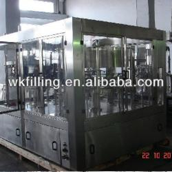 mineral water and pure water filling machine