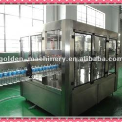 mineral water bottle filling machines