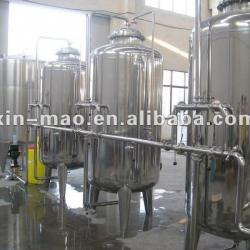 mineral water purifier device water treatment equipment 1-50T/H
