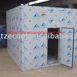 Mini cold storage/PU paneles