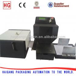 Model WT-33D Automatic Hologram Foil Hot Stamping Machine