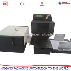model WT-33D Security Documents Hologram Foil Press Machine