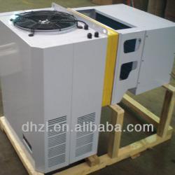 monoblock condensing unit for cold room intergrated machine