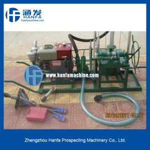 Most Economical Portable Water Well Drilling Rigs for Sale HF80