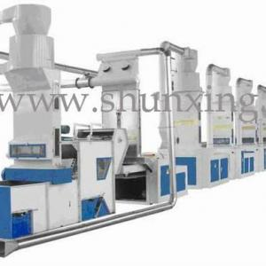 MQ-500 Fabric Waste/Cotton Waste/ Old Cloth Recycling Machine